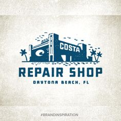 """ Repair Shop Logo By Canales & Co ... ... ... ... ... ... ... ... ... ... ... ... ... ... .. ... ... #Brandinspiration #Identidadevisual…"""