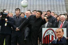 """#Premium #ACMilan La Banca Popolare Cinese frena sulle acquisizioni di club esteri:""""Non aiutano"""" : http://bit.ly/2ndRyQV"""