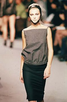 Balenciaga Spring/Summer 1998 | Flickr - Photo Sharing!