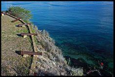 Fortín de La Caranta, Bahía de Pampatar, Isla de Margarita, Venezuela