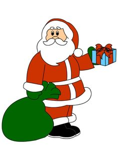 Boże Narodzenie: Dekoracja – Święty Mikołaj 2
