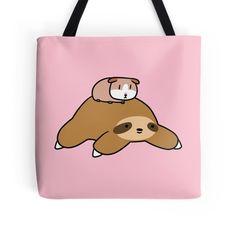Sloth and Guinea Pig