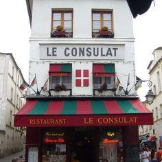 restaurat à Montmartre