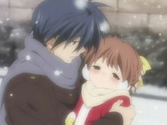 Day 12 ~ Warning Spoilers!!! (You have been warned) Saddest anime scene: Clannad - Ushio's death