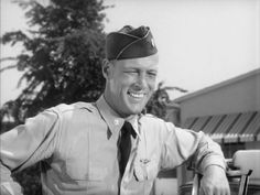 Russell Johnson (November 10, 1924 – January 16, 2014). Born in Ashley, PA. After high school he joined the US Army Air Corps and flew 44 combat missions as a bombardier. Shot down over Pacific. Received Purple Heart and Air Medal. Discharged 1st Lt. Best known for his role as the Professor in the television series Gilligan's Island.