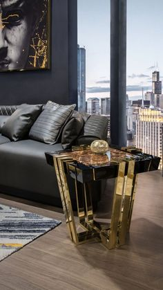 Exclusive furniture is a must-have for any sophisticated home. From lighting to bathtubs, every piece of your home should exude your character and, of course, luxury. #interiordesign #luxuryinterior #luxurydesign #interiordesignproject #homedecor #designideas