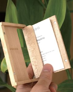Hacoa CardCase - Business card holder