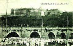 ANTIGUAS FOTOS: Madrid 1900-1940