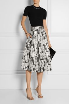 Wholesale Price Free Shipping Low Price Fee Shipping Cupro Skirt - Confessions of Love Skirt by VIDA VIDA zgyFv