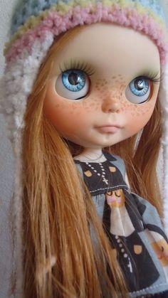 custom blythe adorable aubrey OOAK by sandraohh on Etsy, $330.00