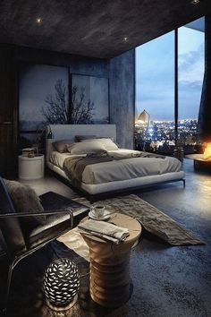 30 Amazing Bedroom Interior Design Ideas With Luxury Touch. Are you a bit cramped for space or are you looking to add some splash of colour to your office … #bedroom #30 # #amazing #bedroom #interior #design #ideas #with #luxury #touch