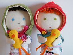 Dolls by Matilde Beldroega