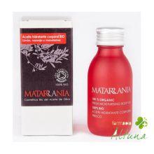 Aceite de masaje limon naranja mandarina Matarrania