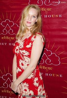 Uma Thurman at the 11th Annual Benefit Auction to preserve Tibetan Culture hosted by Tibet House at Christie's Rockefeller Plaza http://www.icelebz.com/events/uma_thurman_at_the_11th_annual_benefit_auction_to_preserve_tibetan_culture_hosted_by_tibet_house_at_christie_s_rockefeller_plaza/