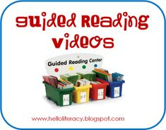 Guided reading videos