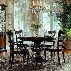 Preston Ridge Pedestal Dining Table
