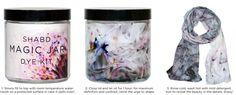 Magic Jar Dye Kit | Scarf