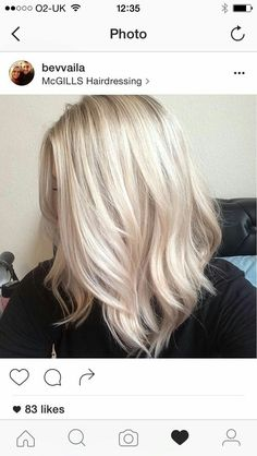 Hair color Best Picture For dark ash blonde hair For Your Taste You are looking for something, and i Love Hair, Great Hair, Gorgeous Hair, Ash Blonde Hair, Blonde Color, Blonde Hair Care, Blonde Highlights, My Hairstyle, Pretty Hairstyles