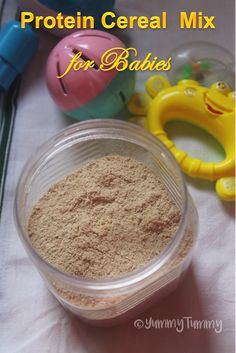 Healthy and homemade poha cereal for your babies which is high in protein and carb. Helps in weight gaining in babies. This cereal is best for babies above 7 months. Healthy Snacks List, Healthy Baby Food, Healthy Snacks For Kids, Healthy Drinks, Toddler Snacks, Healthy Foods, Healthy Recipes, Cereal Mix, Baby Cereal
