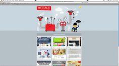 . Web 1, Desktop Screenshot