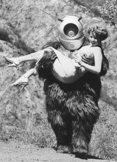 monstercrazy: Robot Monster (1953) The Haunted Spookshow of Channel X