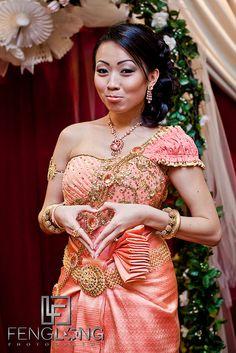 cambodian bride