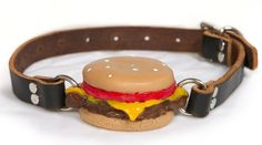 These guys are geniuses and I want one. It's a Hamburger ball-gag, and it's silicone!
