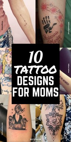 10 Tattoo Designs For Moms | Motherhood Tattoos - Are you looking for tattoo designs that represent motherhood? From heartbeat designs to geographical coordinates, there are many ideas to choose from. Click here for 10 tattoos that represent being a mother. Self Tattoo | Tattoos with Meaning | Tattoos for Women | Tattoos for Moms with Kids | Tattoos with Kids Names | Tattoos for Women Small | Tattoo Ideas Female | Mother Tattoos | Mother Daughter Tattoos #tattoos #bodyart #motherhood Father Tattoos, Parent Tattoos, Daughter Tattoos, Dad Tattoos, Tattoos For Daughters, Shoulder Tattoos For Women, Sleeve Tattoos For Women, Tattoos With Kids Names, Small Tattoos