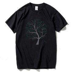 Buy Online Free Shipping - General Sleeve Novelty Style Short Sleeve T-Shirt For Men. #Mentshirt #ShopOnline #MehdiGinger