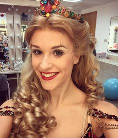 Operafantomet: phantoming, So Victoria Paine debuted as Meg Giry in the World...