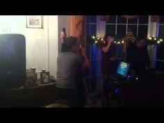 ▶ Bonnie Tyler #bonnietyler #paulhopkins #brothersister #igotyoubabe #duet #karaoke #home #swansea #wales #partychristmas