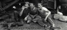 """Never stop having fun. 