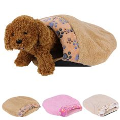 Arich Waterproof Soft Pet Sleeping Bag Cute Burger Dog Cat Puppy Warm Bed Kennel Hot * Visit the image link more details. (This is an affiliate link) #Catbedsandfurniture