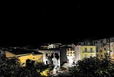 Corfu Rooftops - #corfu #corfuisland  #kerkyraisland #kerkyra #ionio #ionianislands #greece #greeceislands   #travel #traveller #travelling #traveling #tourism #tourist #landscape #landscapes #photography #photographer #sky #night #nightphotography #rooftops