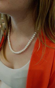 prix collier perle d'eau douce