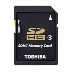 Toshiba Class 4 SDHC Card for sale online Smartphone, S Class, Picture Cards, High Speed, Clock, Sd, Memories, Ebay, Storage