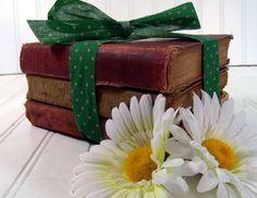 Set of 3 Hardcover Novels Vintage Mary J. Holmes  by DivineOrders, $17.00