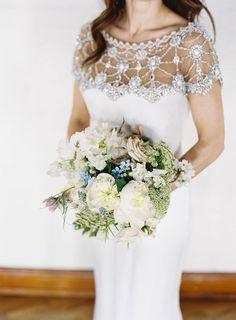 Photography: Virgil Bunao - virgilbunao.com  Read More: http://www.stylemepretty.com/2014/10/15/spring-brooklyn-loft-wedding/