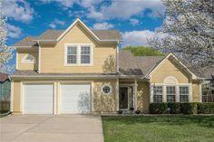 Kansas City Real Estate, Kansas Missouri, Mansions, House Styles, Home Decor, Decoration Home, Manor Houses, Room Decor, Villas