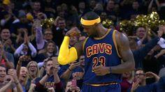 Top 10 Plays of the 2014-15 Season: LeBron James