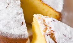 Recept yoghurt cake ~ Es' Factory