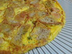 Omelete com Pão Francês. Conheça nossa receita.