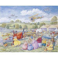 The Aerodrome by Audrey Tarrant