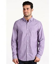 Penguin Oxfords Straight Up - Grape Royale - The Blues Jean Bar, the Best Place to Buy Jeans! Buy Jeans, Long Shorts, Mens Sale, Oxfords, Penguin, Blues, Shirt Dress, Bar, Mens Tops