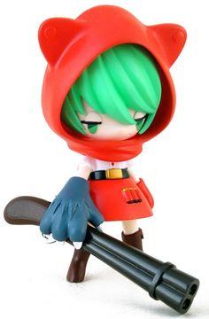 Red Riding Hood Artist: Kaijin