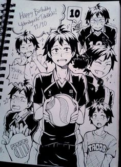 man im not used to inking traditionally but there was nothing else i could do since my laptop broke down lmao o|–< happy birthday angel!!!