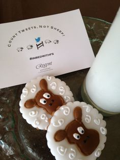 Why count sheep when you can count sheep cookies at @Regent Singapore?