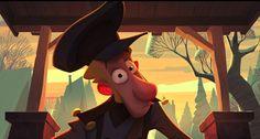 klaus animation - Поиск в Google