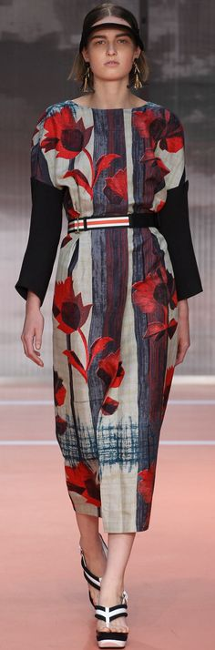 Marni - Spring 2014   The House of Beccaria#