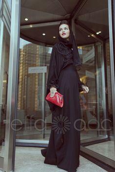 Chic abaya!